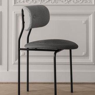 Claude Cartier décoration et architecte d'intérieur à Lyon. Chaise Coco GUBI