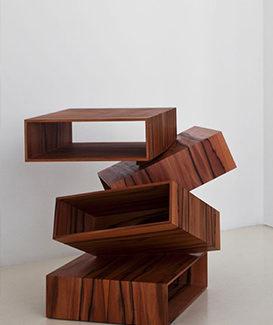 Complément Balaxing boxes PORRO. Claude Cartier décoration architecte d'intérieur à Lyon.