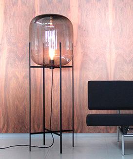 Luminaire Oda, PULPO. Claude Cartier décoration architecte d'intérieur à Lyon.