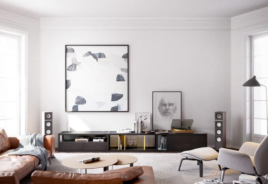 meuble de rangement kai treku collections claude cartier d coration. Black Bedroom Furniture Sets. Home Design Ideas