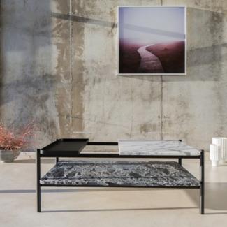 Collection Versant Editions Table basse Bagneres, Claude Cartier décoration architecte d'intérieur à Lyon.