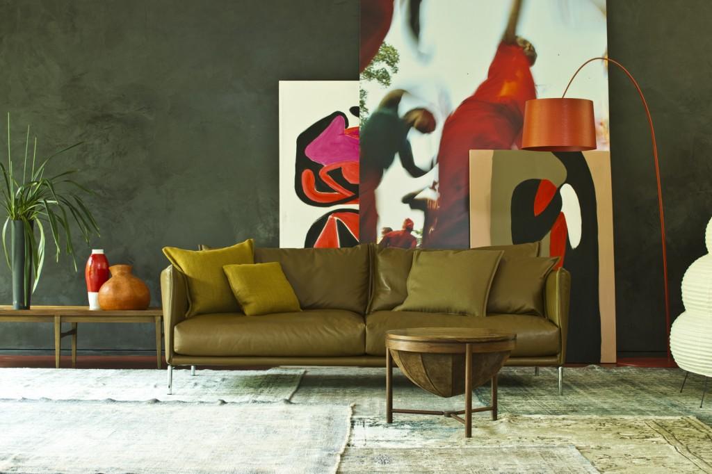 Évènement Moroso At Home. Actualité Claude Cartier décoration architecte d'intérieur à Lyon.