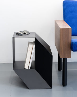 Brick Side Table