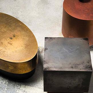 Collection Claude Cartier décoration architecte d'intérieur à Lyon. Table basse Loren BAXTER