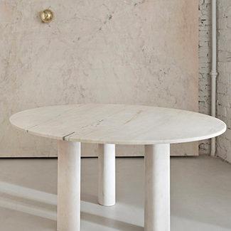 Collection Claude Cartier décoration architecte d'intérieur à Lyon. Table de repas Love Me Love Me Not Salvatori