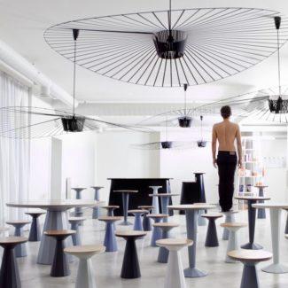 Suspension Vertigo by Constance Guisset. Actualité Claude Cartier décoration architecte d'intérieur à Lyon.