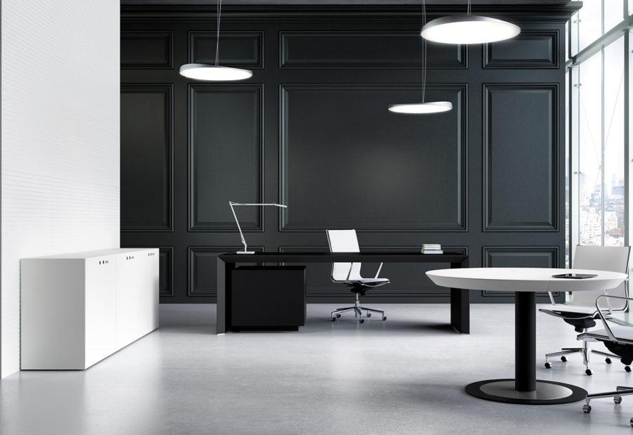 Claude Cartier -Bureau Multipliceo Fantoni - Décoration et architecte d'intérieur Lyon