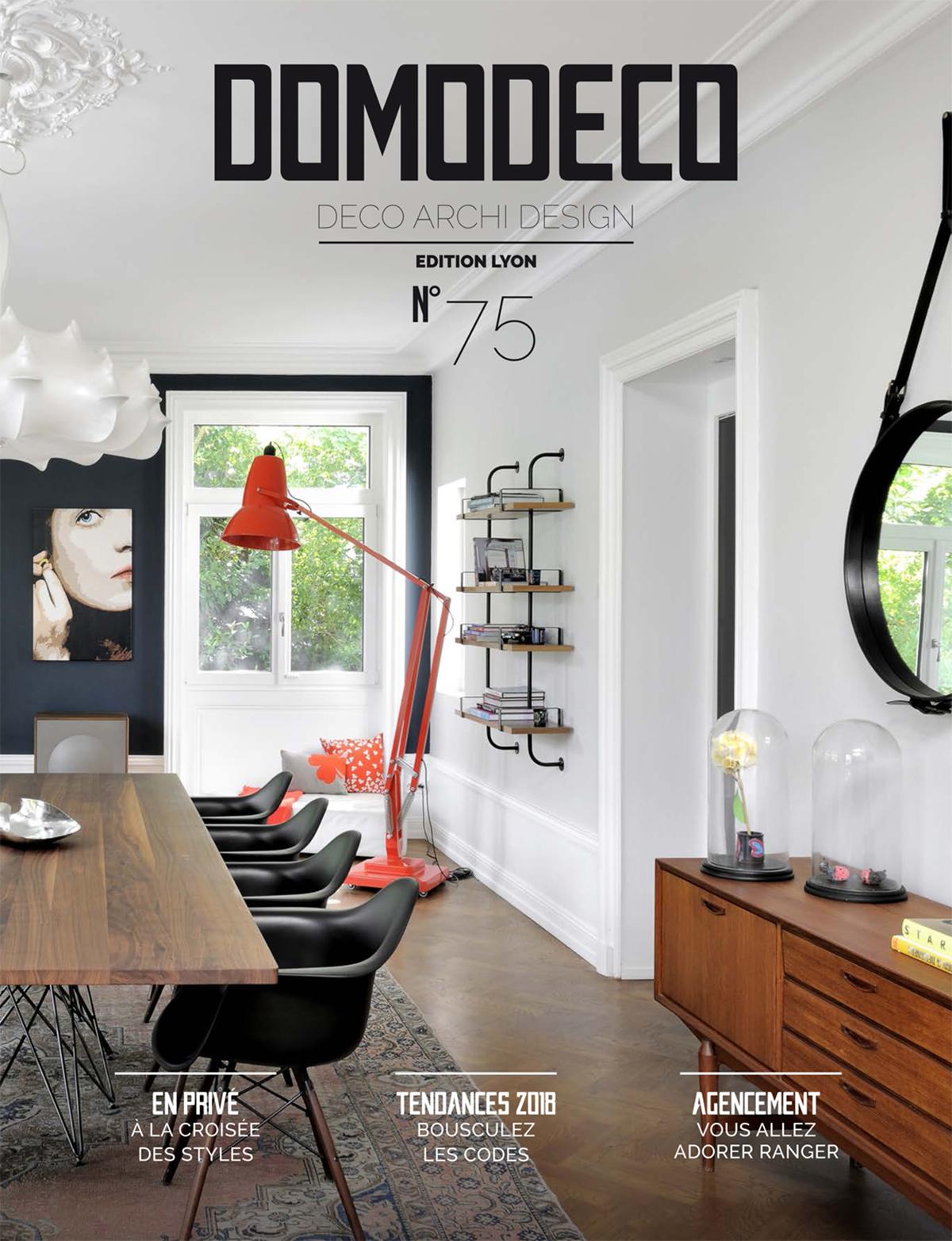 parutions domodeco claude cartier d coration. Black Bedroom Furniture Sets. Home Design Ideas