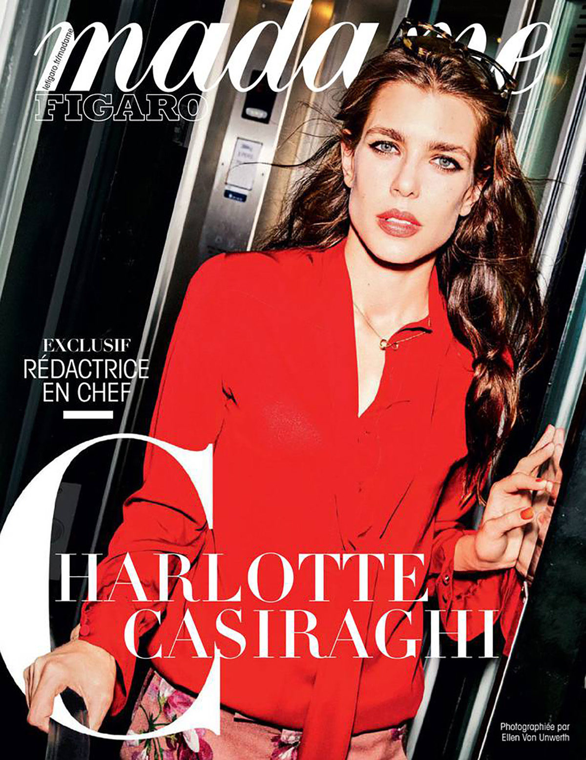 Parution presse Madame Figaro septembre 2018 Claude Cartier décoration architecte d'intérieur à Lyon.