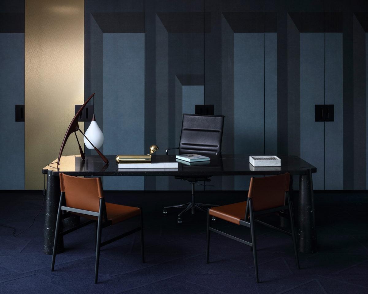 architecture intérieure mobilier de bureau lyon