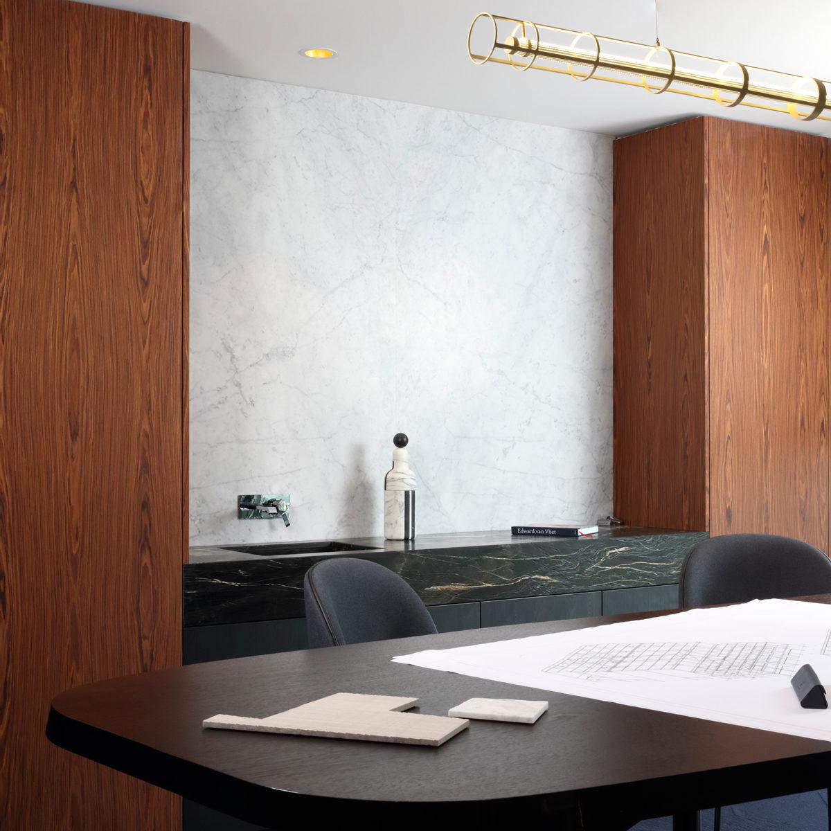 architecture intérieure mobilier de bureau