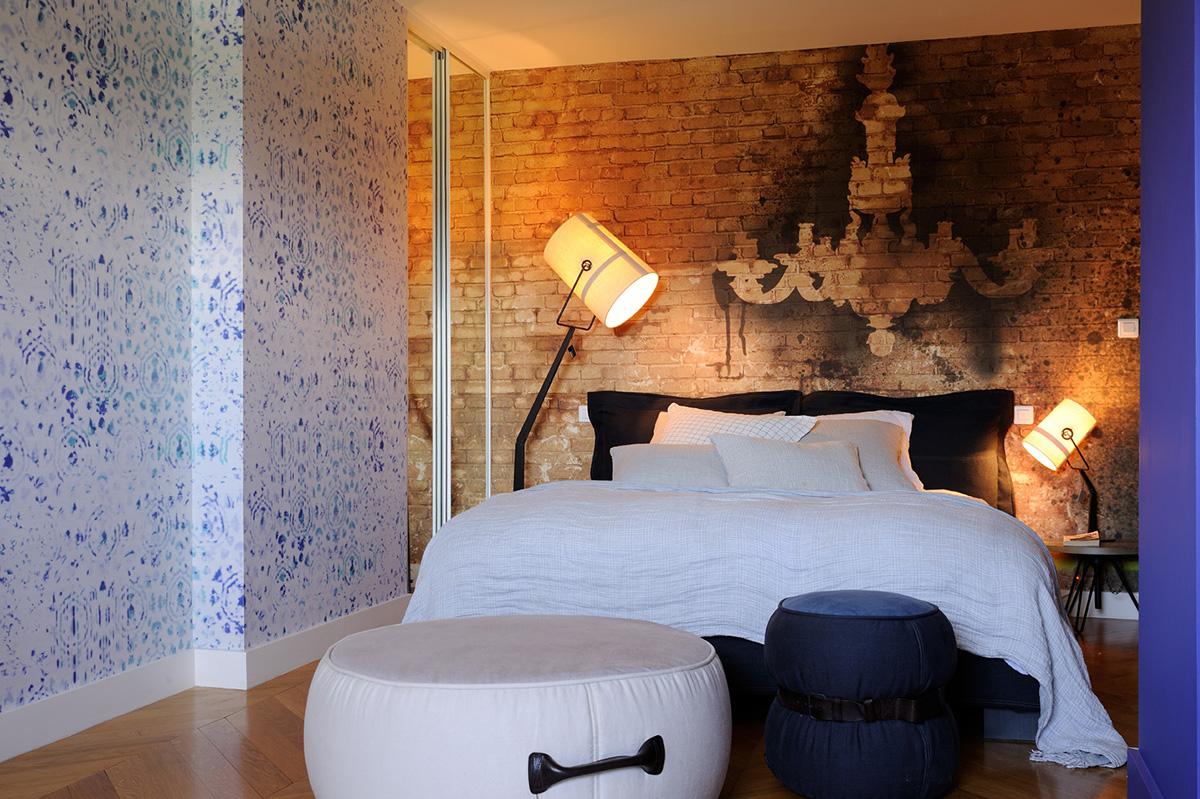 r alisations lieu de vie claude cartier d coration. Black Bedroom Furniture Sets. Home Design Ideas