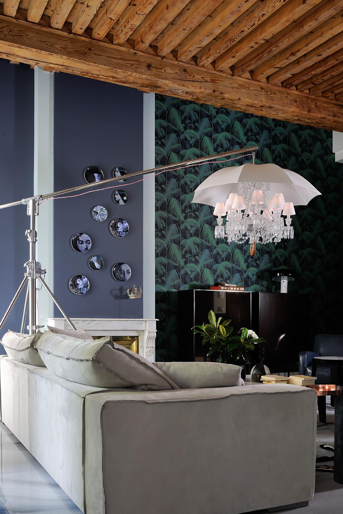 r alisations appartement contemporain claude cartier d coration. Black Bedroom Furniture Sets. Home Design Ideas