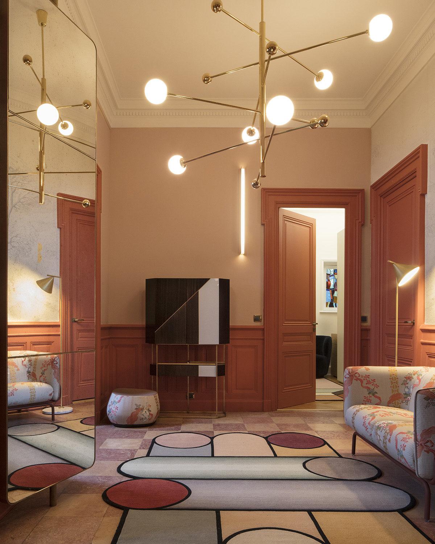 r alisations le pass revisit claude cartier d coration. Black Bedroom Furniture Sets. Home Design Ideas
