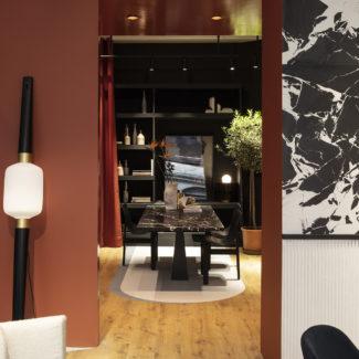 Studio Claude Cartier décoration architecte d'intérieur à Lyon.