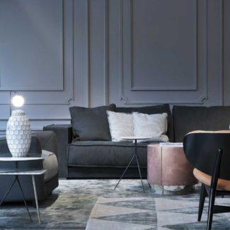 Collection Baxter. Actualité Claude Cartier décoration architecte d'intérieur à Lyon.