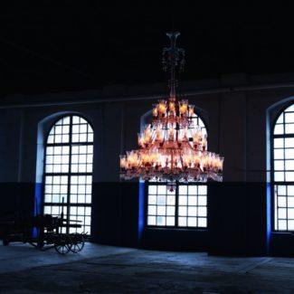 Baccarat, 250 ans de perfection. Actualité Claude Cartier décoration architecte d'intérieur à Lyon.